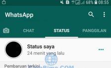 3 Cara Menyimpan Foto dan Video Status WhatsApp Teman Ke Galeri HP