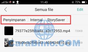 StorySaver WhatsApp