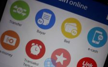 Cara Isi Saldo LinkAja Via Mandiri Online di Android