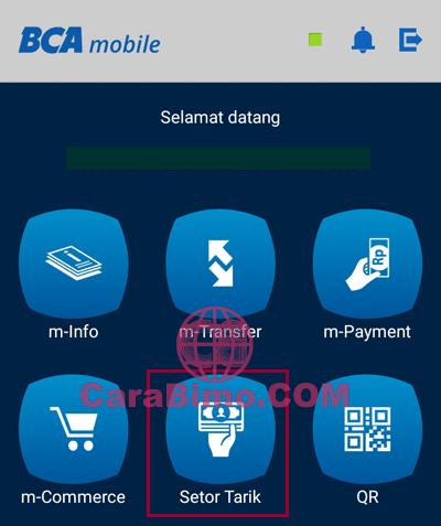 BCA-Mobile-setor-tariBeginilah Cara Setoran Tunai di ATM BCA Tanpa Kartu ATMk