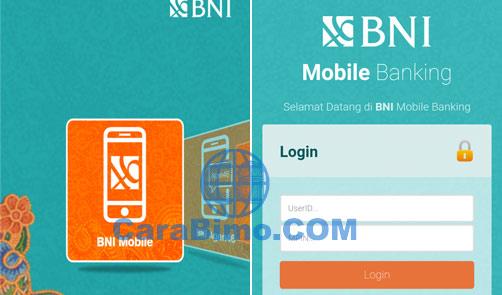 Top Saldo Up DANA Lewat BNI Mobile