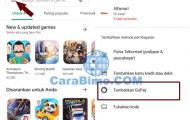 Cara Bayar Google Play Store Pakai Saldo GoPay