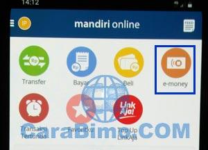 Cara Cek Saldo Kartu E-Toll Mandiri di HP Menggunakan Aplikasi Mandiri Online