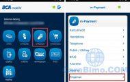 Cara Bayar Angsuran BCA Finance Via BCA Mobile