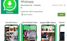 Aplikasi Untuk Download Status WhatsApp Terbaik
