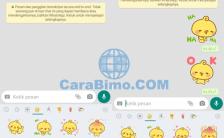 Cara Kirim Stiker Bergerak Di WhatsApp Ini Panduannya