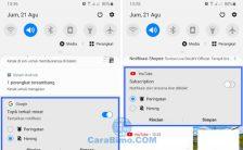Cara Menghilangkan Notifikasi Aplikasi Android