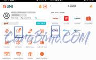 Cara Top Up OVO Lewat BNI Mobile dan Biayanya