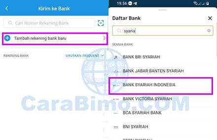 Pilih Bank Syariah Indonesia